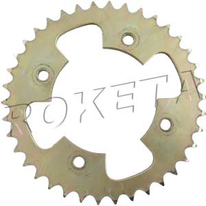 PART 40: ATV-61 REAR SPROCKET 520/38