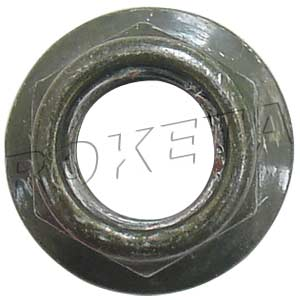 PART 49: ATV-61 REAR BRAKE DISC NUT