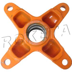 PART 11-6: ATV-61 FRONT WHEEL BRACKET