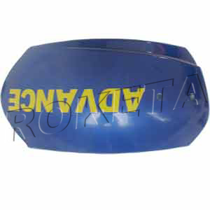 PART 01: ATV-63 FRONT LEFT FENDER