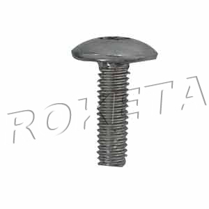 PART 02: ATV-63 INNER-HEX BALL-SHAPE-HEAD BOLT M6x20
