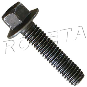 PART 01: ATV-67 HEX FLANGE BOLT GB/T5787 M6x25
