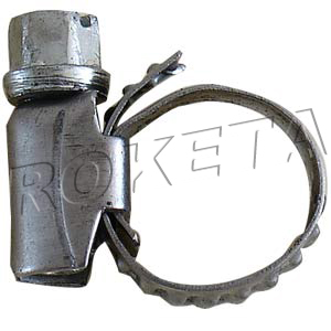 PART 07: ATV-67 OIL COOLER HOSE CLAMP
