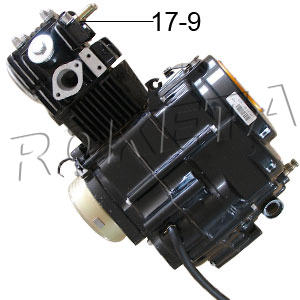 PART 17-9: ATV-67 ENGINE, 125CC