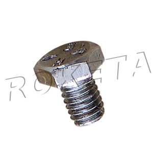 PART 17-11: ATV-67 HEX BOLT GB/T5783 M6x8