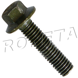PART 17: ATV-67 HEX FLANGE BOLT GB/T5787 M6x25
