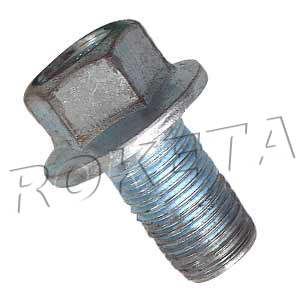 PART 09: ATV-69 HEX FLANGE BOLT M12x1.25x20