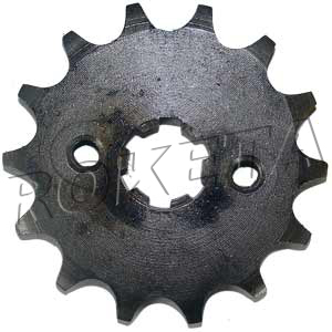 PART 10-13: ATV-69 FRONT SPROCKET 420/14