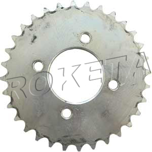 PART 18: ATV-69 REAR SPROCKET 420/32