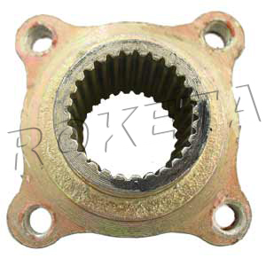 PART 23: ATV-69 REAR BRAKE DISC BRACKET