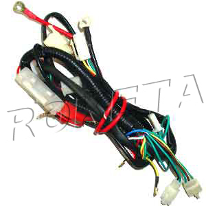 PART 09: ATV-70 WIRING HARNESS