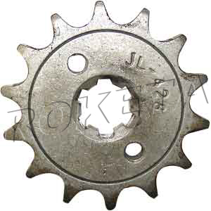 PART 12-11: ATV-70 FRONT SPROCKET 428/14