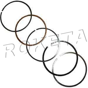PART 12-17: ATV-70 PISTON RINGS