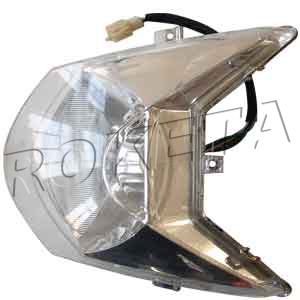 PART 01-3: ATV-70 HEADLIGHT