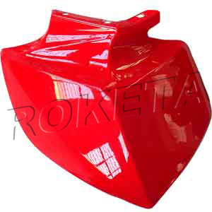 PART 02-6: ATV-70 LEFT FRONT FENDER