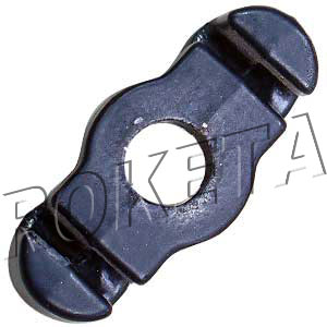 PART 02-3: ATV-77 FRONT BRAKE CABLE BRACKET