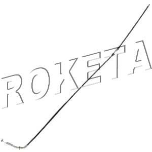 PART 03: ATV-77 FRONT BRAKE CABLE