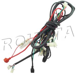 PART 09: ATV-78 WIRING HARNESS