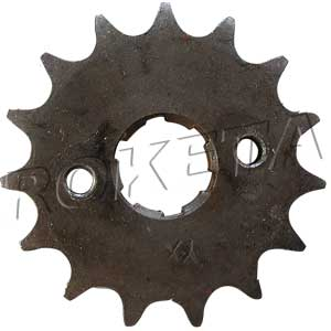 PART 31-5: ATV-78 FRONT SPROCKET 530/12