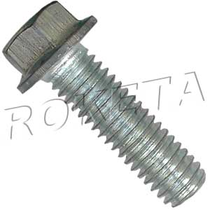 PART 10: ATV-78 HEX FLANGE BOLT M6x20