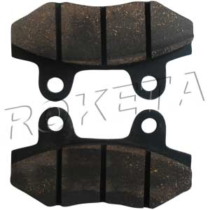 PART 13-2: ATV-78 REAR BRAKE PADS