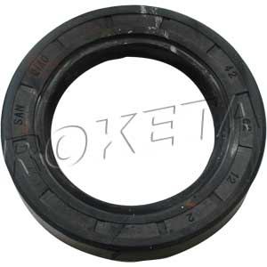 PART 26: ATV-78 OIL SEAL, REAR AXLE