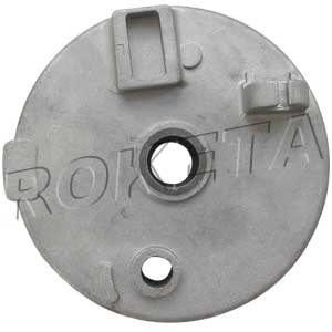 PART 08-8: ATV-78 LEFT FRONT BRAKE HUB COVER
