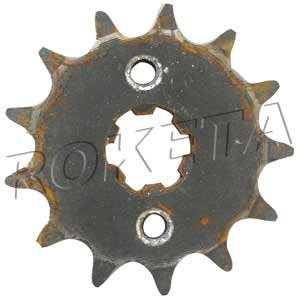 PART 11-10: ATV-79 FRONT SPROCKET 420/14