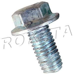 PART 25: ATV-79 HEX FLANGE BOLT M10x1.25x20