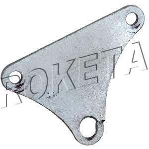 PART 12: ATV-80 ENGINE BRACKET