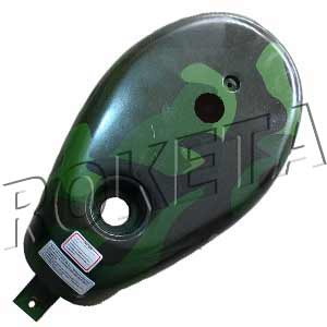 PART 10: ATV-80 FUEL TANK COVER