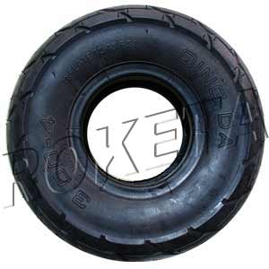 PART 07-5: ATV-80 REAR TIRE 3.00-4