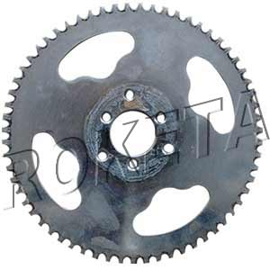 PART 12: ATV-80 REAR SPROCKET 142/63