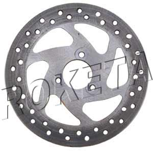PART 18: ATV-80 REAR BRAKE DISC