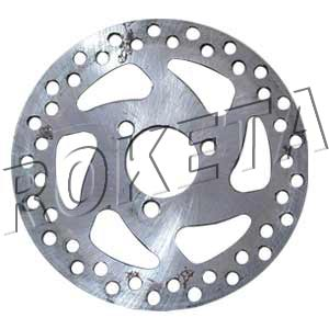 PART 04: ATV-80 FRONT BRAKE DISC