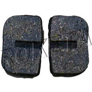 PART 34-1: ATV-80 FRONT BRAKE PADS