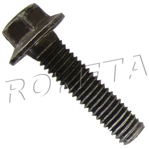 PART 28: DB-06 HEX FLANGE BOLT M6x25