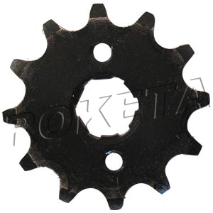 PART 36: DB-06 FRONT SPROCKET 520/12