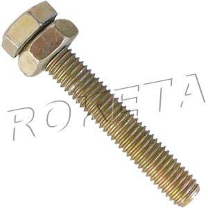 PART 47: DB-06 HEX BOLT, REAR SWING ARM