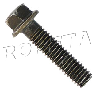 PART 04: DB-06 HEX FLANGE BOLT M6x25