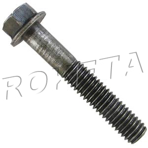 PART 05: DB-06 HEX FLANGE BOLT M6x35