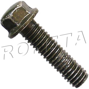 PART 26: DB-06 HEX FLANGE BOLT M6x22