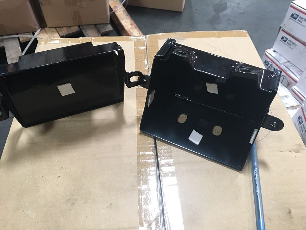 PART 17: DB-07 BATTERY BOX (New Style)
