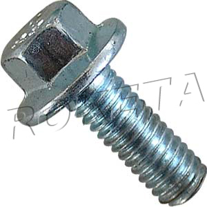 PART 05: DB-07 HEX FLANGE BOLT M6x16