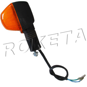 PART 38-1: DB-07 RIGHT REAR TURN SIGNAL