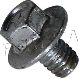 PART 45: DB-07 HEX FLANGE BOLT M6x10