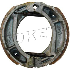 PART 16-7: DB-07 REAR BRAKE SHOES