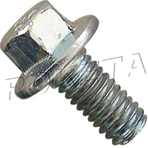 PART 19: DB-07 HEX FLANGE BOLT M6x12