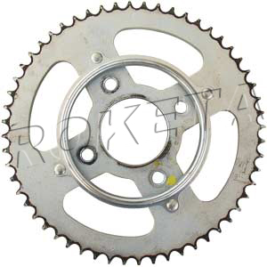 PART 27: DB-07 REAR SPROCKET