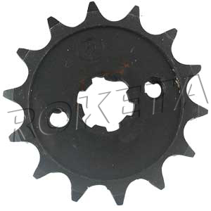PART 10: DB-19 FRONT SPROCKET 428/14